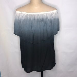 Ultra flirt blouse